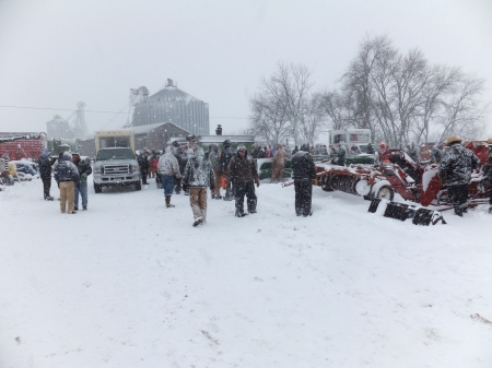 Hennessey Implement Auction
